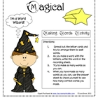 Magical Making Words