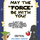Magnetic Forces-May the Force Be With You-Math, Literacy a
