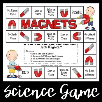 Magnets--A Science Game