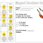 Magnets Digital Brochure and Rubric