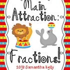 Main Attraction Fractions - Fraction Practice Aligned to t