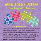 Main Idea / Details - Teaching with Puzzles