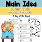 Main Idea File Folder Game - CCSS