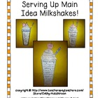 Main Idea Milkshakes