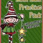 Main Idea Practice Pack (Christmas Edition)