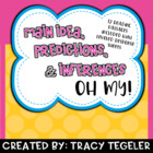 Main Idea, Predictions, and Inferences Oh My! (Fiction Rea