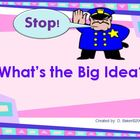 Main Idea - What&#039;s the Big Idea Power Point Presentation