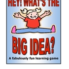 Main Idea and Detail Game - Hey, What&#039;s the Big Idea?