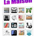 Maison (House in French) Bingo game