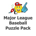 Major League Baseball Puzzle Pack