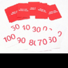Make 100 Math Game - Grade 1