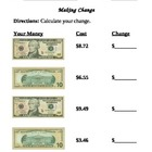Make Change from $10