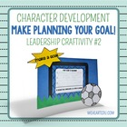 Make Planning Your Goal {A 7 Habits Craftivity}