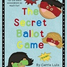 Make State Assessment Materials Fun With Secret Ballot!! STAAR
