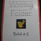 Amazing Four Pocket Writing Folders