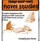 Make-Your-Own Novel Study, by Jean Martin