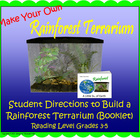 Make Your Own Rainforest  (Included in Rainforest: Maps, M