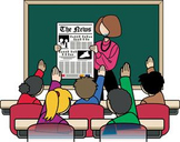 Reading Lesson Activities ~ Make a Classroom Newspaper ~ T