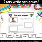 Make a Sentence Game