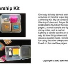 Make a Worship Kit