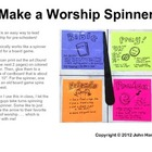 Make a Worship Spinner