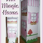 Make your own Smart Chute Style Magic House - Printable Pa