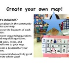 Make your own map: Sequence and Map Skills