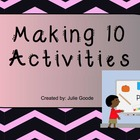 Making 10 SMART Notebook Activities
