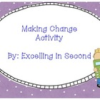 Making Change Craftivity