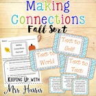 Making Connections Fall Sort