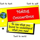 Making Connections to Understand {Classroom Poster}