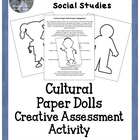 Making Cultural Paper Dolls Project Assignment