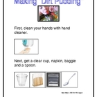 Making Dirt Pudding Visual Recipe