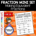 Making Equivalent Fractions Worksheet