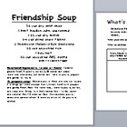 Making Friends and Soup!