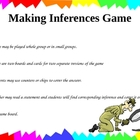 Making Inferences Games