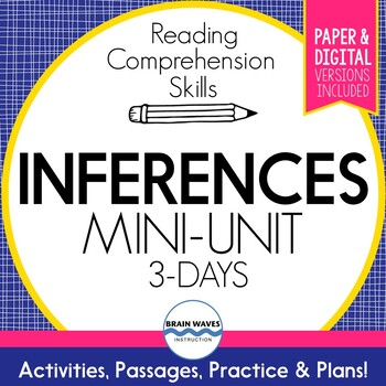 Making Inferences - Teaching Students How to Infer - Readi