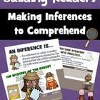 Making Inferences for Non-Fiction Reading Strategy PowerPoint