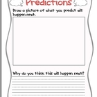 Making Predictions Organizer