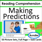Making Predictions: Pictures for Using Evidence &amp; Prior Knowledge