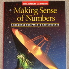 Making Sense of Numbers: Pre Algebra Math Workbook
