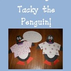 Making Tacky the Penguin- craft