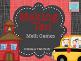 Making Ten Math Games