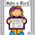 Making Words : CVC Word Building Activity