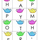 Making Words -- Happy Mother's Day