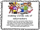 Making Words Out of Nutcrackers