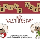 Making Words with Valentine&#039;s Day
