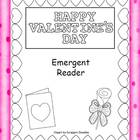Making a Valentine's Day Box- Emergent Reader