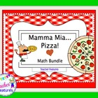 Mamma Mia...Pizza! I Love Math Bundle