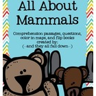 Mammals {A Non-Fiction Animal Unit}